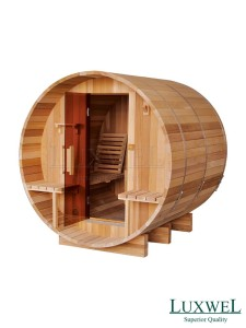 Luxwel Sauna